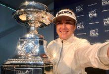 Green aguanta las embestidas de Park para sellar el primer gran triunfo de su carrera en el US PGA