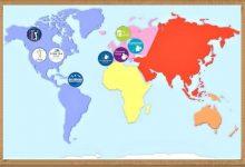 35 español@s se reparten alrededor del mundo esta semana. Sepa quienes son y a donde viajan