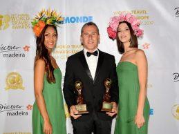 Las Colinas triunfa de nuevo como Resort de Villas Líder de Europa en los World Travel Awards 2019