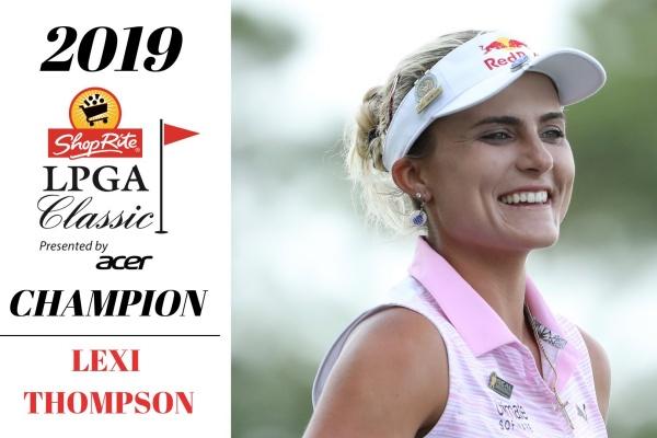 La jugadora norteamericana levanta su título número once en el mejor circuito del mundo. Foto: @LPGA