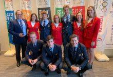 El equipo masculino español obtiene su cuarta medalla de bronce en el Mundial Júnior por Equipos
