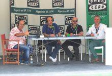 Onda Cero, única emisora que emite en directo su programación desde el Andalucía Masters
