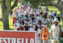 La asistencia de público a Valderrama rompe registros. Se podría superar las 50.000 personas