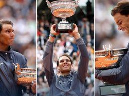 Tiger felicita a Nadal por su 12º Roland Garros. «El rey de la arcilla no comparte su riqueza», escribió