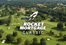 DJ, Fowler, Woodland, Bubba y Reed, encabezan el Rocket Mortgage Classic, nuevo evento del PGA