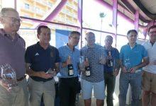 Luís Ruiz Casas gana la VIII edición de la Copa de España del Sector Ferroviario celebrada en Málaga