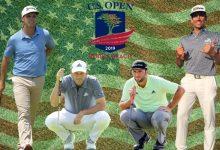Rahm, García, Cabrera y Arnaus, cuarteto de lujo a la conquista del 119º US Open en Pebble Beach Golf