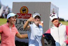 Ciganda, Recari y Sobrón, españolas en el ShopRite LPGA, evento a 54 hoyos dotado con 1.750.000 $