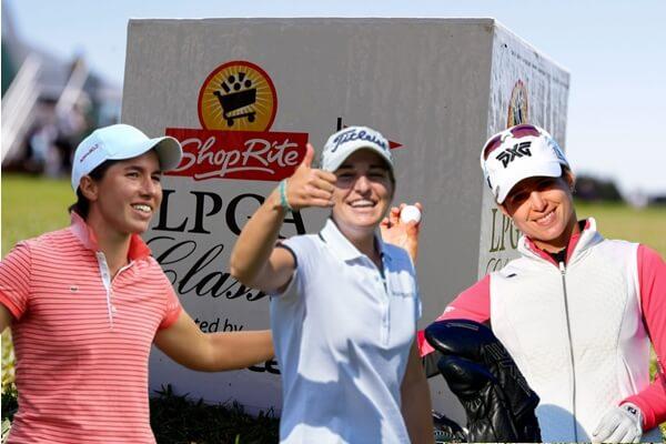 Esta semana son tres españolas las que estarán en la LPGA