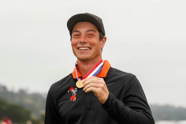 ¡Atención! Dejen paso a Viktor Hovland, el amateur noruego que ha hecho historia en este US Open '19
