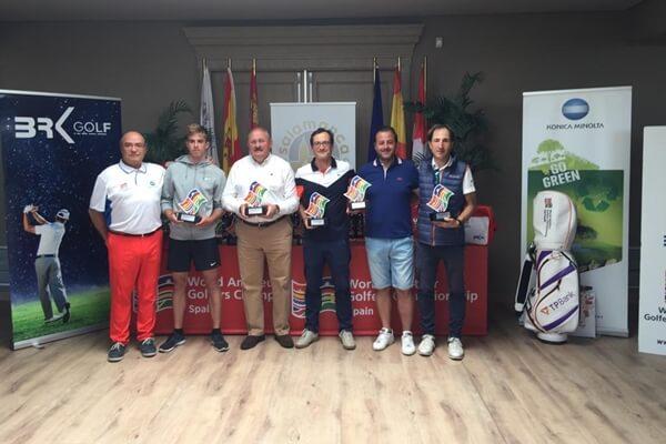 Campeones en Villamayor