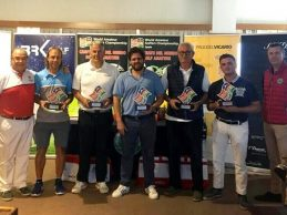 Ya tenemos los 5 clasificados en Los Ángeles de San Rafael para la Final de Madrid del World Amateur