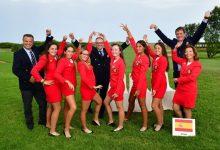 Las chicas del Sub 18 obtienen la medalla de plata en el Campeonato de Europa celebrado en El Saler