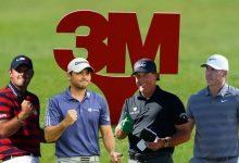 Lefty, Koepka, Day, Reed… estrellas en el nuevo 3M Open del PGA Tour que se celebra en Minesota