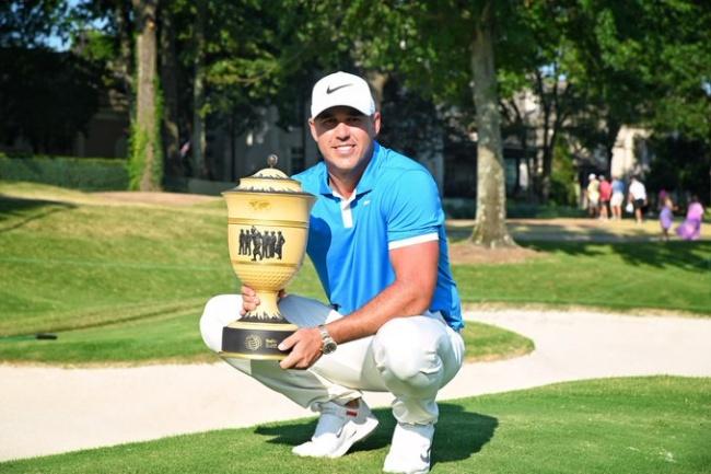 El golfista de Florida estrenó su palmarés en las Series Mundiales. Foto: @PGATour