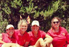 España conquista un gran subcampeonato en el Campeonato de Europa Absoluto Femenino 2019