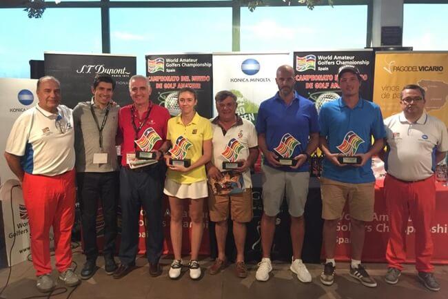 Campeones del WAGC en Olivar de la Hinojosa