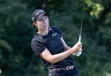 Carlota inicia con buen pie la reanudación de la LPGA y ya tiene a tiro de piedra el podio en Ohio
