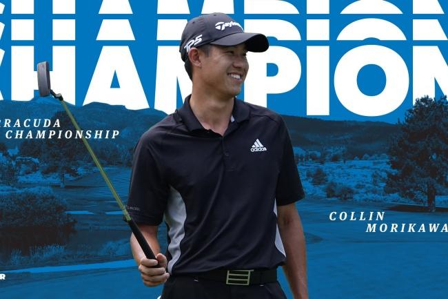 ¡Ha nacido una estrella! Morikawa hace buenos los pronósticos y vence en el PGA Tour en su 6º torneo