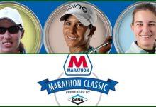 El Marathon Classic, en el punto de mira de Carlota Ciganda, Azahara Muñoz y Luna Sobrón