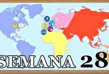85 español@s se reparten por Escocia, Francia, EEUU y España (Girona, La Gomera y Lugo)