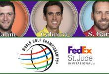 El tridente, de nuevo al ataque. Jon, Rafa y Sergio a por el FedEx St. Jude Invit. de las Series Mundiales