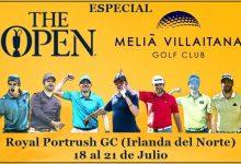 Meliá Villaitana y OpenGolf unen sus fuerzas para llevarles la magia del Open de Royal Portrush