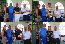 Cerca de 100 jugadores salen triunfadores en el VIII Torneo OpenGolf celebrado en Font del Llop Golf