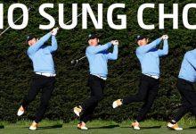 El «Swing del pescador» de Ho Sung Choi regresa al PGA Tour por segunda vez invitado en el John Deere