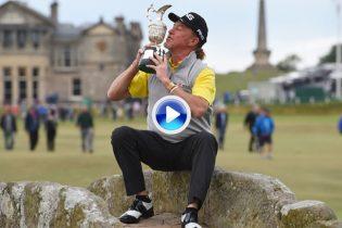 ¿Recuerdas… el grandioso triunfo de Miguel Ángel Jiménez en la Casa del Golf? Fue su segundo Major