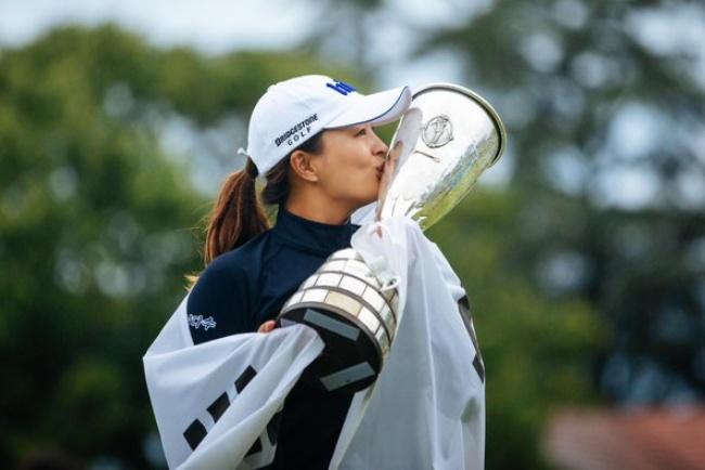 La jugadora surcoreana se lleva el segundo Major de su carrera en apenas tres meses. Foto: @LPGA
