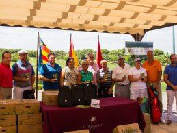 Lo Romero Golf celebra la XXXIII edición del Torneo Aniversario Segregación Pilar de la Horadada