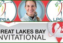 Luna Sobrón, junto a María Torres, a por el triunfo en el novedoso Great Lakes Bay Invitat. por parejas