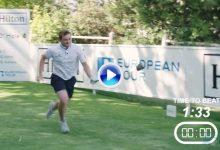 Thomas Detry destroza el Récord Guinness al jugar un Par 5 de 500 yardas en ¡¡1 minuto 29 segundos!!