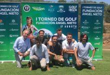El 17 de agosto tendrá lugar el primer torneo de Golf de la Fundación Ángel Nieto en Golf Ibiza