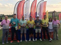 5 nuevos campeones, en Centro Nacional de Golf, clasificados para la Final que se celebra en Madrid