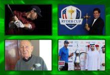 10 años de Información (2011/1): Tiger; Olazábal Capitán; un Ace con 86 años y Quirós gana en Dubai
