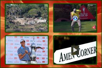 10 años de Información (2012/1): La casa de Tiger arrasada; Ace de Sergio; triunfo de Rafa en Dubai…