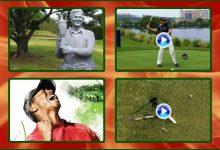 10 años de Información (2012/3): Busto de Seve: los cabreos más sonados; Tiger ruge y rebote de Sergio