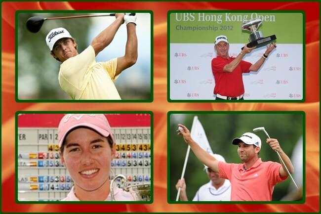 10 años de Información (2012/6): El Golf, deporte de caballeros; Carlota, Jiménez y Sergio se coronan