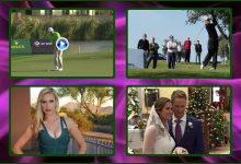 10 años Informando (2015/6): Rory chipea en green; senior a los 50; Kournikova del Golf y 'Aza' da el sí