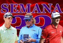 Un subcampeonato (Arnaus) y dos Top 10 (Rahm y Jiménez) cosecha de la Armada en la Semana 33/19