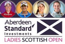 El Ladies Scottish Open, objetivo de Alonso, Bañón, Jiménez y Sobrón, torneo dotado con 1,5 millones €