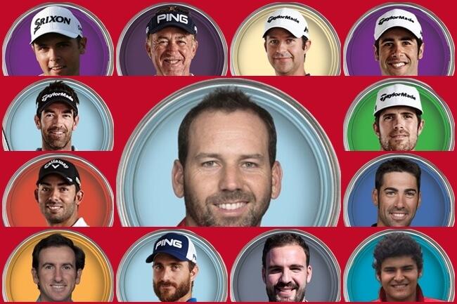 Estos son los 13 españoles que toman parte en el evento alpino