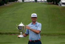 JT Poston se estrena en el PGA Tour tras ganarle a An la partida de jugadores sin errores en el torneo