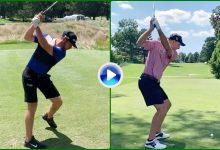 Vea y compare los swings más particulares, pero increíblemente efectivos, en el PGA: Furyk vs Wolff