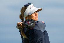 Las 4 españolas, en disposición de pasar el corte en el Ladies Scottish Open y el juego suspendido