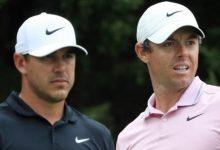 "Brooks Koepka desata la polémica con Rory: ""Desde que llegué no ha vuelto a ganar un solo Major"""