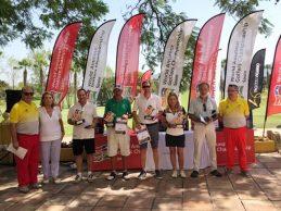 Guadalhorce Club Golf (Málaga) ya tiene sus cinco campeones para la Final Nacional del WAGC 2019