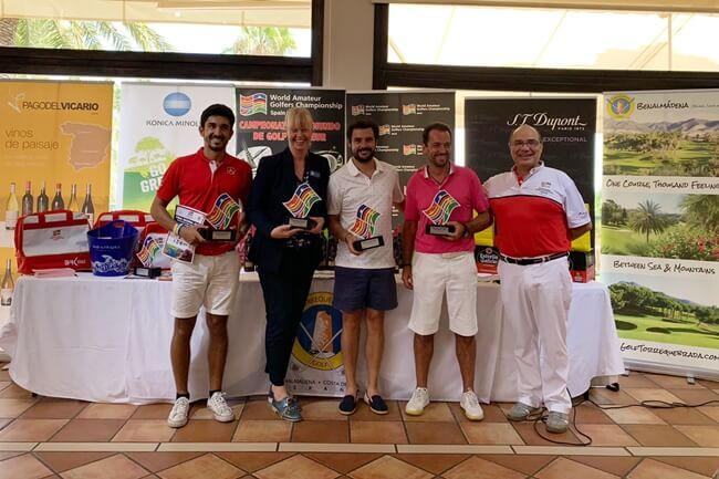 Torrequebrada Golf ya tiene a sus campeones del WAGC 2019